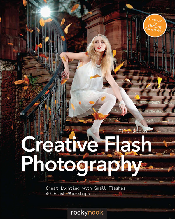 book review: Creative Flash Photography, by Tilo Gockel