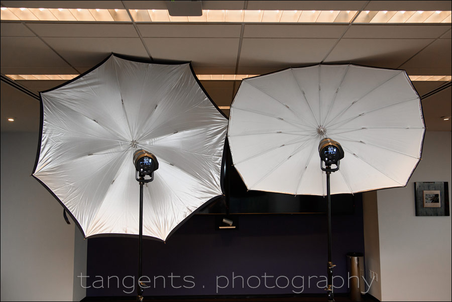 Best photo umbrella for a home-studio & indoor headshots