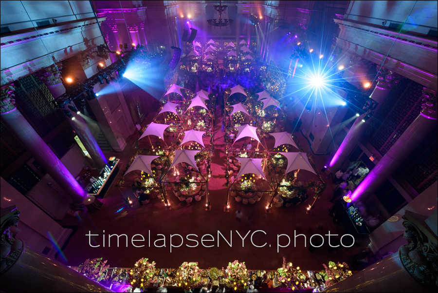 Time-Lapse Photography project in New York: Cipriani