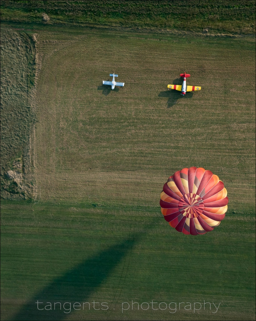 Photographing the Hot Air Balloon Festival